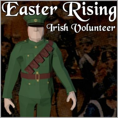 Easter Rising Irish Volunteer