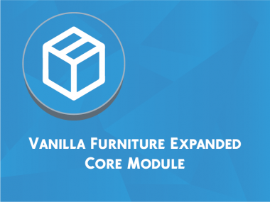 Vanilla Furniture Expanded