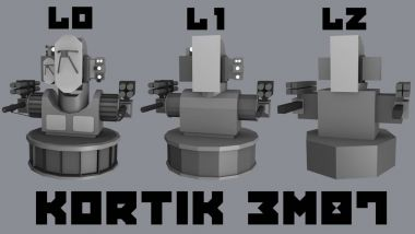 Russian Turrets Pack [Spec-Ops Project] 1