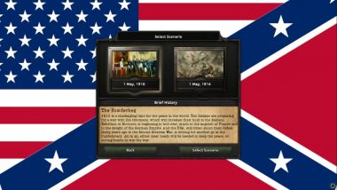 World of a Southern Victory 0