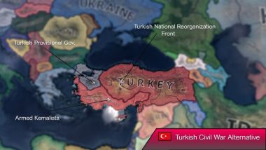 Millenium Dawn +Turkey 1