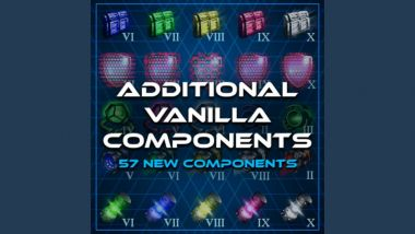 Additional Vanilla Components