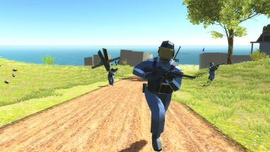 GIGN Counter-Terrorist Skin 2