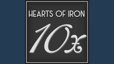 Hearts of Iron 4: x10