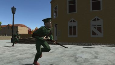 Easter Rising Irish Volunteer 0
