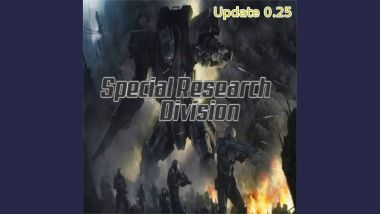 Special Research Division