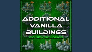 Additional Vanilla Buildings