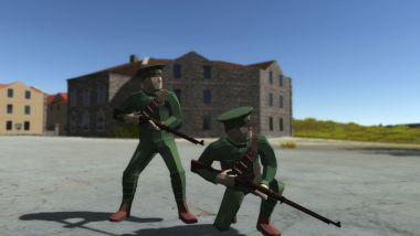 Easter Rising Irish Volunteer 1