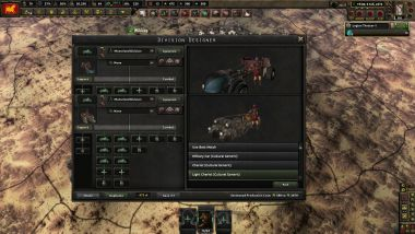 Old World Blues: Unit Models Submod 0