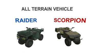 Vanilla+ - Vehicle Redesigns and Skins 0
