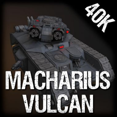 Macharius Vulcan
