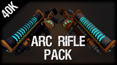 Arc Rifle Pack 0