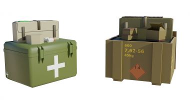 BF4 Meds and Ammo 2